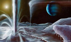 Những hành tinh và mặt trăng có núi lửa