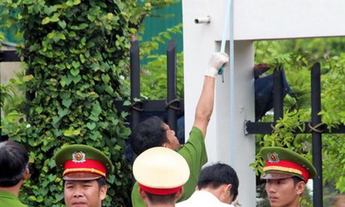 Tin nhắn lạ lúc rạng sáng tố nghi phạm thảm sát ở Bình Phước