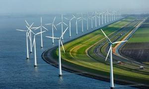 Sự bùng nổ về sử dụng năng lượng gió và mặt trời trên thế giới