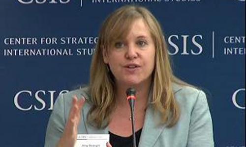 Amy Searight, Phó trợ lý Bộ trưởng Quốc phòng Mỹ phụ trách Nam và Đông Nam Á