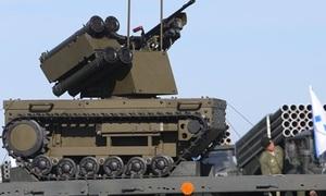 Nga chế tạo robot chiến đấu biến hình đa nhiệm mới
