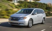 Honda Odyssey 2016 - xe gia đình đặc biệt