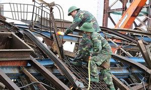 Gần 150 sai phạm an toàn lao động tại Vũng Áng