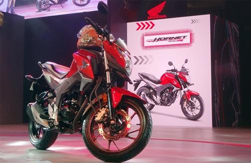 Honda CB Hornet 160R giá 1.400 USD tại Ấn Độ.
