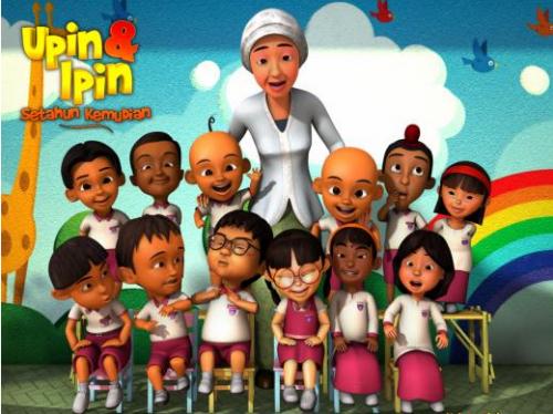 Những bộ phim hoạt hình góp phần giúp trẻ học tiếng Anh.