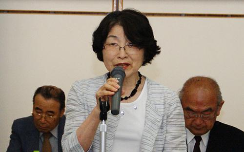 BàYukiko Nakabushi. Ảnh:Telegraph