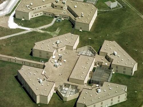 nhà tùMansfield ở bang Ohio