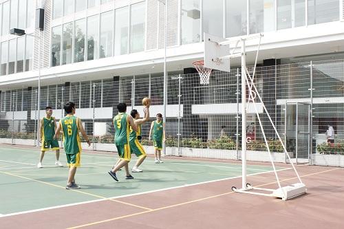 Cơ sở vật chất đồng bộ, mang đến môi trường học tập và vui chơi chất lượng cho sinh viên SIU.
