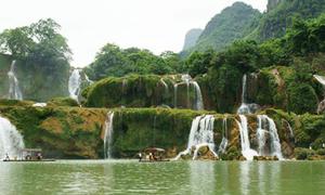 Việt - Trung đạt thỏa thuận về du lịch thác Bản Giốc