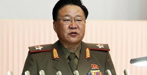 Choe Ryong-hae, ủy viên Bộ Chính trị Triều Tiên, sẽ tới Trung Quốc dự lễ kỷ niệm vào ngày 3/9. Ảnh: AP