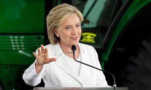 Hillary Clinton nói về vụ phóng viên bị bắn (Học qua tin)