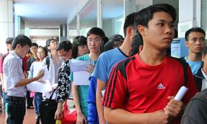 Gần 150 thí sinh đậu đại học không có tên trên phần mềm xét tuyển