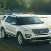 Ford Explorer Platinum - SUV của người Mỹ