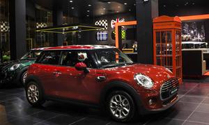 Mini Cooper 3 cửa giá gần 1,4 tỷ đồng