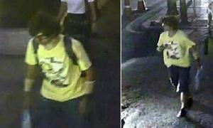 Nghi phạm bị bắt ở Bangkok không phải 'người mặc áo vàng'