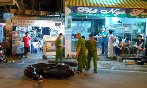 Hai nghi can đâm chết người đàn ông bị bắt
