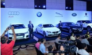 Sắp diễn ra triển lãm ôtô quốc tế Việt Nam 2015 (VIMS)