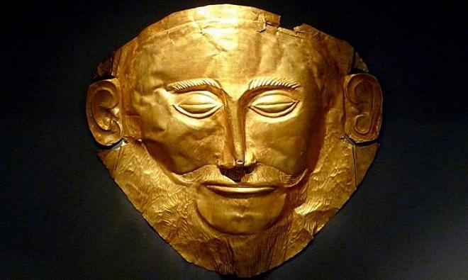 Những kho báu cổ chất đầy vàng