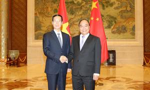 Việt - Trung tái cam kết không làm phức tạp tình hình Biển Đông