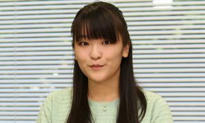 Công chúa Nhật giấu thân phận suốt những năm du học ở Anh
