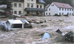 Kinh nghiệm đối phó nước lụt ở các thành phố lớn