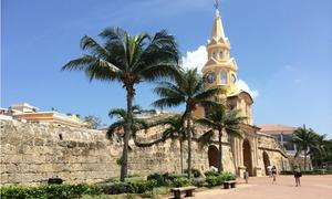 Cartagena: Pháo đài huyền thoại của Châu Mỹ