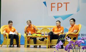 CEO tập đoàn FPT hướng nghiệp cho sinh viên Bách khoa