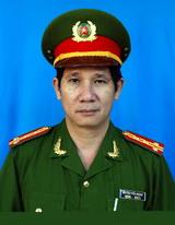 Đại tá Huỳnh Tiến Mạnh.