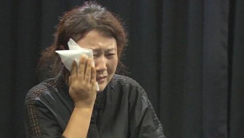 Kim Ryon Hui đang mắc kẹt ở Hàn Quốcmà không biết bao giờ mới được trở lại quê hương.
