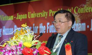 Hội nghị hiệu trưởng đại học Việt Nam - Nhật Bản lần thứ ba