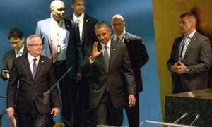 Ngôn ngữ cử chỉ của Obama và quan hệ Mỹ với các nước
