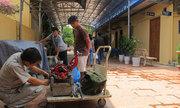 Bệnh viện phụ sản Hà Nội được cấp nước trở lại
