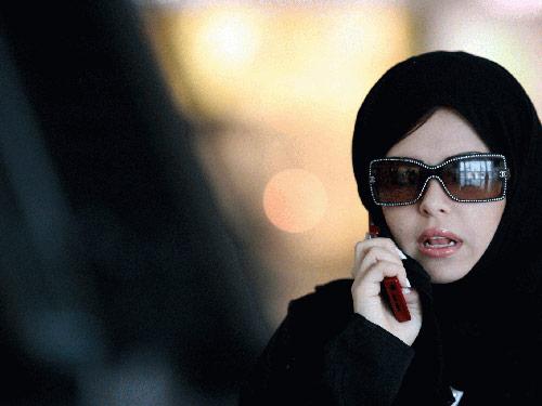 Ảnh: Một phụ nữa Saudi đã đâm đơn ly hôn vì chiều cao khiêm tốn của chồng. Ảnh: Mirror.