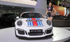 Top xe hơi nổi bật tại triển lãm ôtô quốc tế Việt Nam