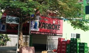 Cầm kiếm đoạt mạng 'tình địch' trước quán karaoke
