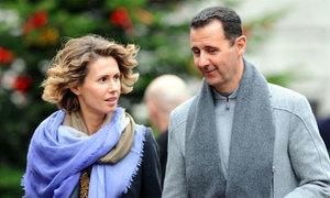 Đệ nhất phu nhân gây tranh cãi của Syria