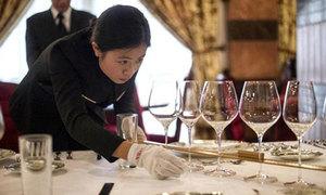 Quản gia - trang sức mới cho giới siêu giàu Trung Quốc