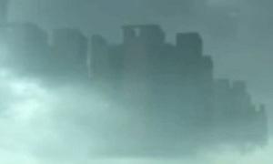 Thành phố trên mây bí ẩn ở Trung Quốc