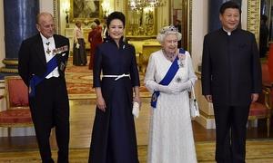 Nhạc phim điệp viên 007 được chơi trong quốc yến đón ông Tập