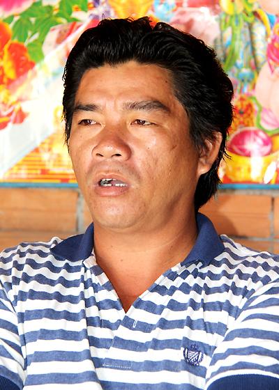 Từ tố cáo của anh Thành là chi tiết quan trọng giúp vụ án Huỳnh Văn Nén được điều tra lại. Ảnh: Phước Tuấn