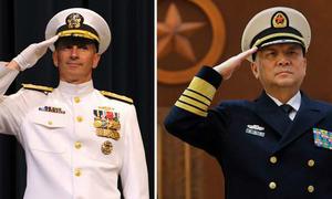 Trung Quốc dọa cứng rắn với Mỹ trong cuộc họp cấp cao hải quân