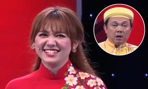 Hari Won 'điên tiết' khi dạy Chí Tài nói tiếng Hàn