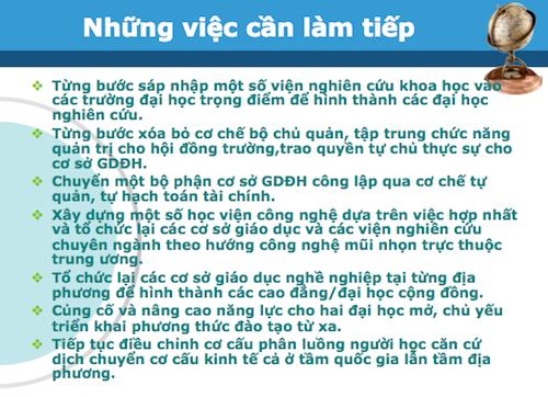ba-to-chuc-kien-nghi-chinh-phu-co-cau-he-thong-giao-duc-quoc-dan-8