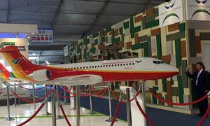 Trung Quốc sắp bàn giao máy bay phản lực nội địa đầu tiên