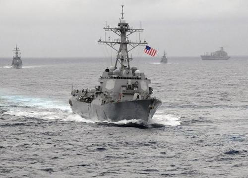 tàu khu trục USS Lassen