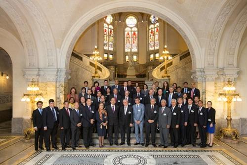 Phái đoàn đại diện Philippines tham gia phiên điều trần trước Tòa Trọng tài Thường trực (PCA)