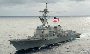 Mỹ bỏ lệnh cấm bán vũ khí sát thương trên biển cho Việt Nam