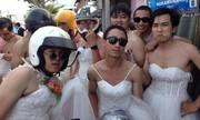 Những cô dâu 'nổi loạn' nhất hành tinh