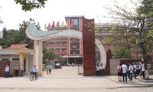 Trường chuyên Lam Sơn có hiệu trưởng mới