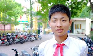 Học sinh Việt đầu tiên đạt huy chương Vàng giải Vô địch các đội Toán quốc tế